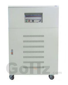 Three phase 60Hz to 50Hz frequency converter